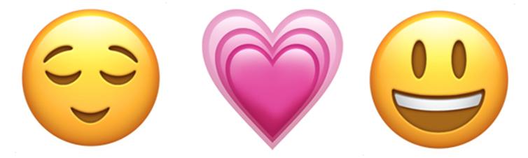 Wedding planning in emojis