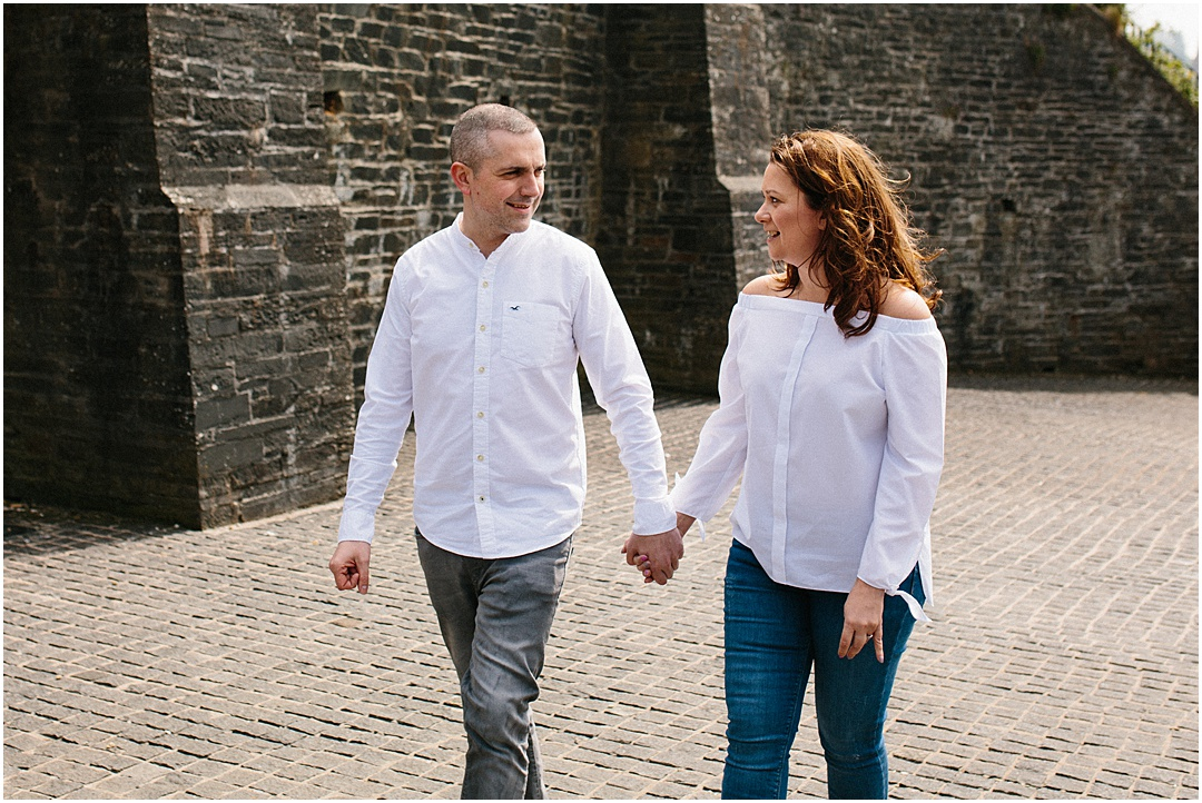 Engagement Shoot at Ebrington Square We Can Be Heros Photography_0920