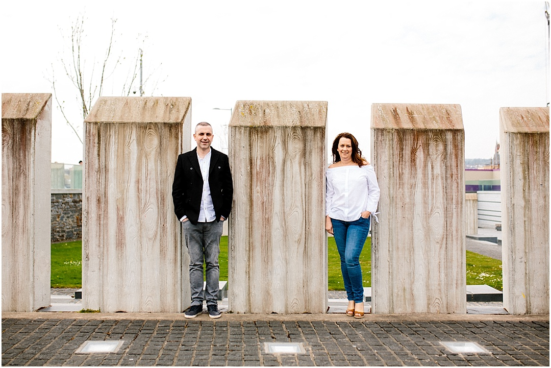 Engagement Shoot at Ebrington Square We Can Be Heros Photography_0935