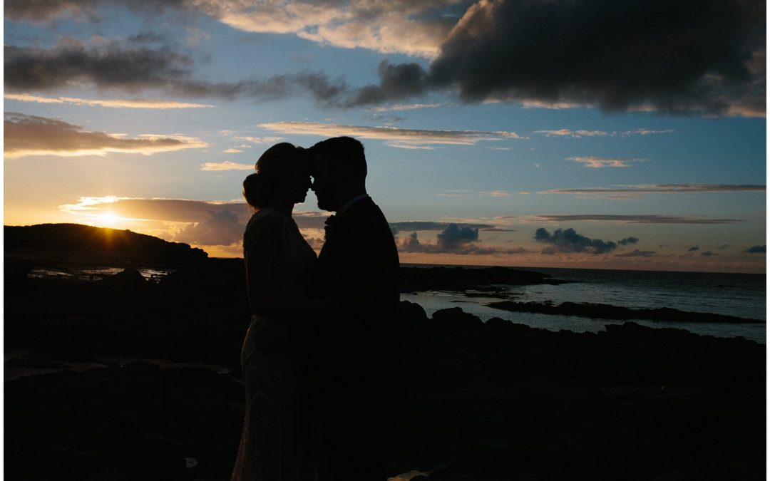 BALLYLIFFIN LODGE //DONEGAL // LAUREN + CONOR