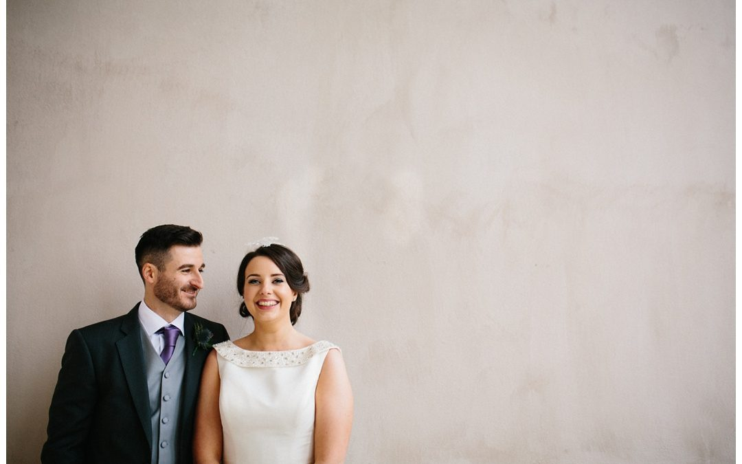 THE WESTVILLE HOTEL, ENNISKILLEN // HEATHER + SIMON