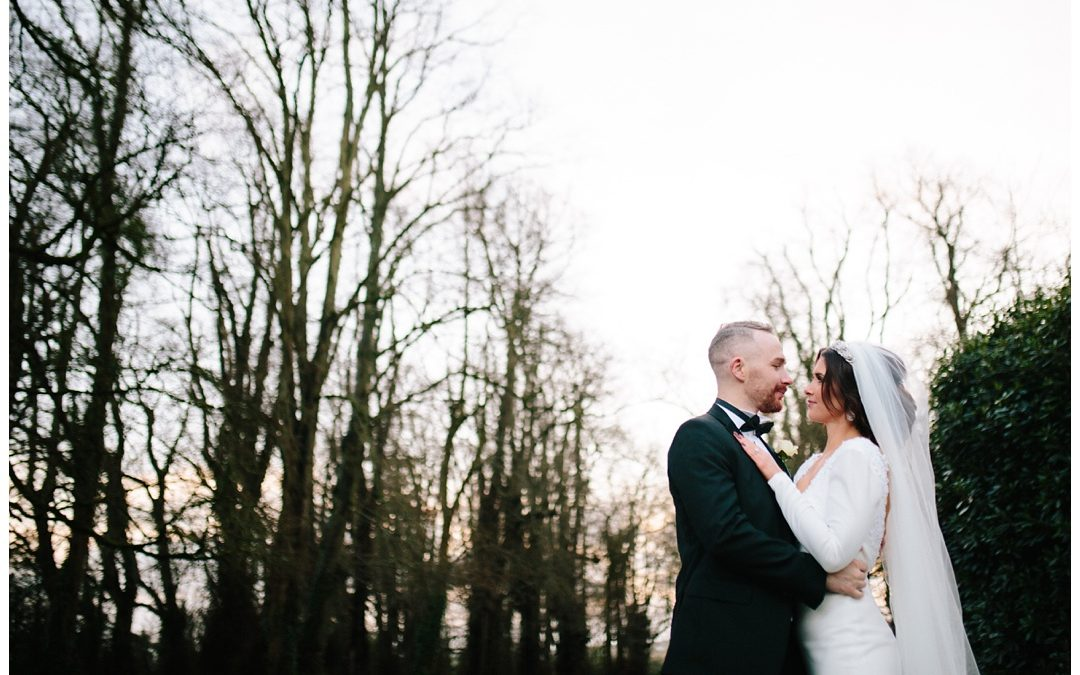 BEECH HILL COUNTRY HOUSE WEDDING // AOIFE + SEAN