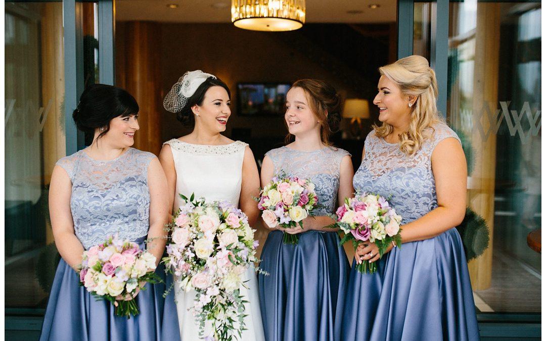 Fashion for alternative brides: Interview with Lorraine McGonigle Dressmaking