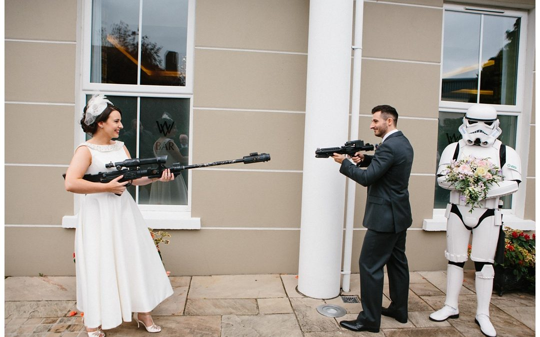 Survival Guide for Brides: How Heather did her day her way
