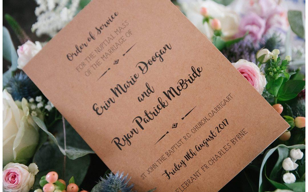 [Wedding Venues Guide] Part 4 – Decorating your venue