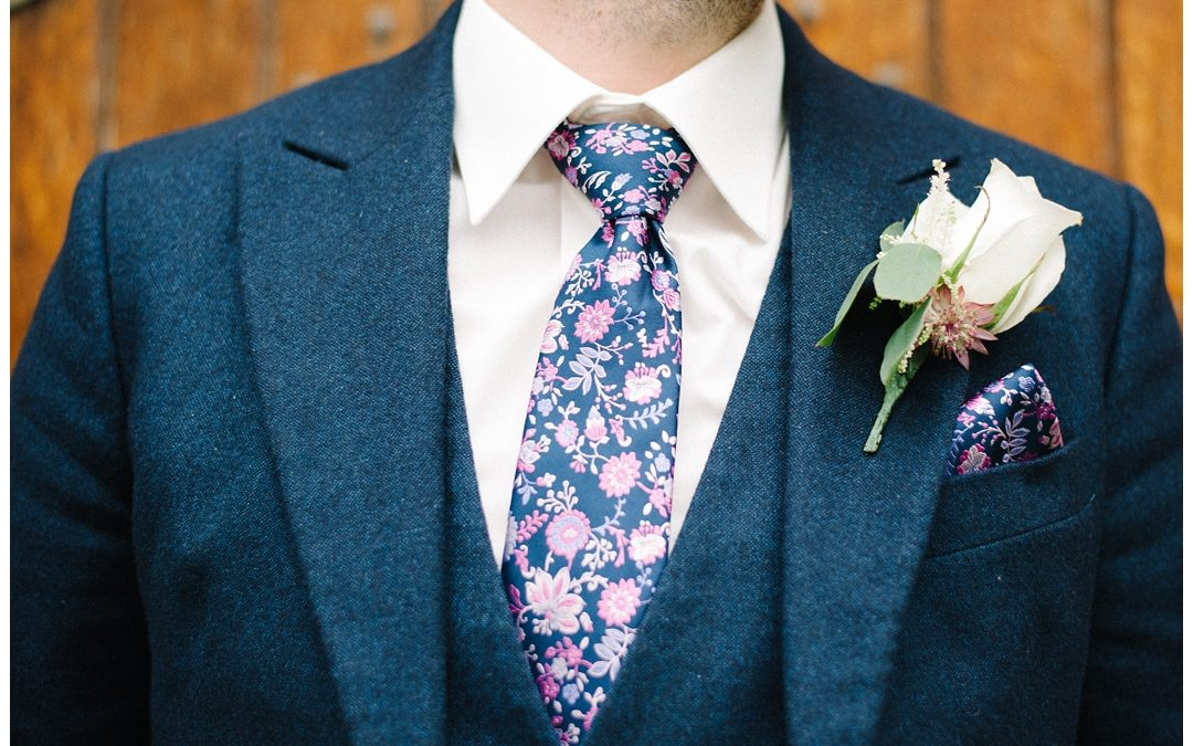 Grooms' Guide: Part 2 – Interview with Red Groomswear