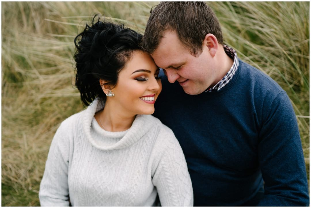 POLLAN BEACH // BALLYLIFFIN // ENGAGEMENT SHOOT
