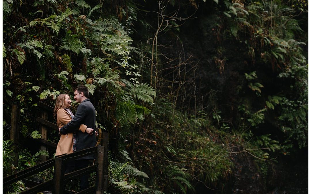 GLENARIFF FOREST // GWEN + JAMES