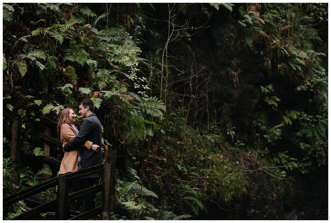 GLENARIFF FOREST // GWEN + JAMES